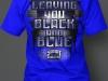 Spirit Athletics Black and Blue back